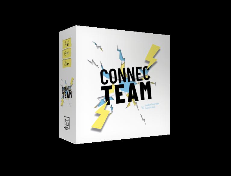 Boite Connec'Team - Face Avant