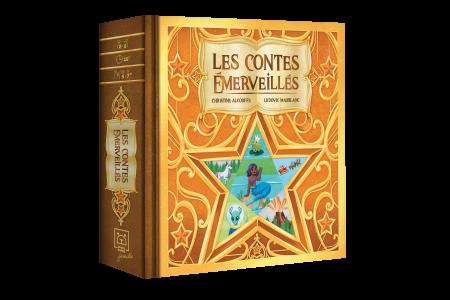 Contes Emerveilles - Boite avant