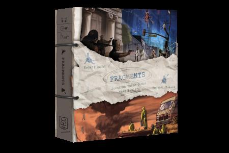 Boite Fragments - Face Avant